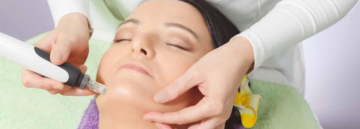 Dr. Grunert - Ästhetische Medizin - Microneedling - Dermapen